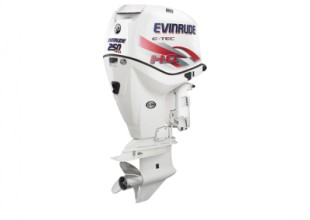 Мотор EVINRUDE HIGHT OUTPUT (H.O) 250-HO