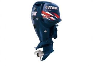 Мотор EVINRUDE HIGHT OUTPUT (H.O) 200-HO