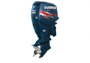 Мотор EVINRUDE HIGHT OUTPUT (H.O) 150-HO