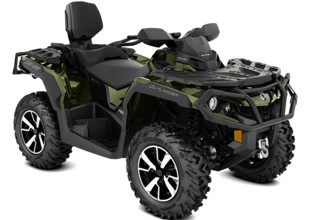 Квадроцикл BRP Can-Am OUTLANDER MAX 1000R LIMITED 2019