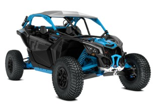 Квадроцикл BRP Can-Am MAVERICK X3 X RC TURBO R 2019