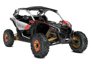 Квадроцикл BRP Can-Am MAVERICK X3 X RS TURBO R 2019