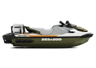 Гидроцикл BRP Sea-Doo RECREATION GTX 155 FISH PRO IBR