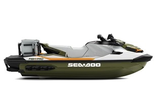 Гидроцикл BRP Sea-Doo RECREATION FISH PRO 170 (2020)