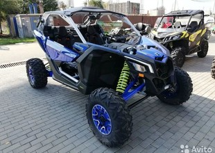 Багги BRP Can-Am Maverick X3 X RS turbo RR