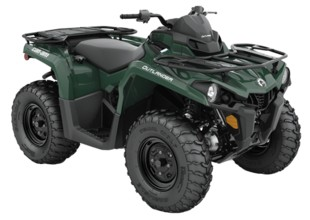 Квадроцикл BRP Can-Am OUTLANDER BASE 450 (2021)