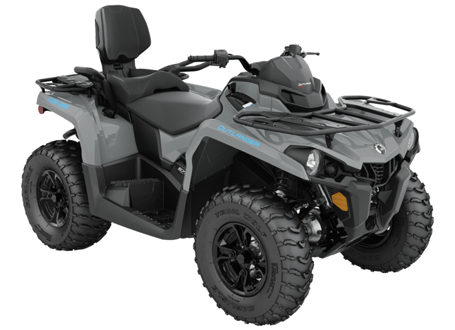 BRP CAN-AM OUTLANDER MAX DPS 570 ABS
