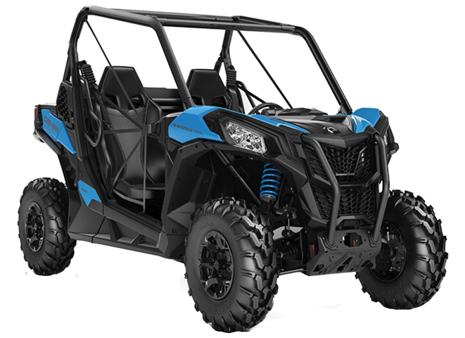 BRP CAN-AM MAVERICK TRAIL DPS 800